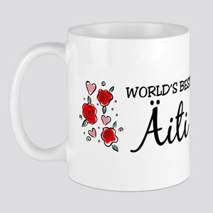 WB Mom [Finnish] Mug
